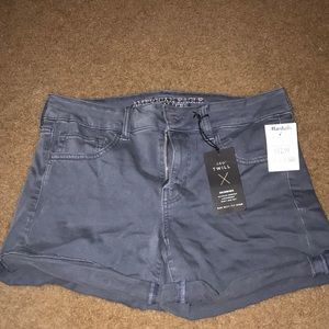 Super stretch American Eagle shorts